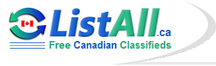 Canada Free Classifieds - Listall.ca